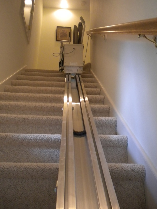 Stair Lift Installation Photos From Our Satisfied