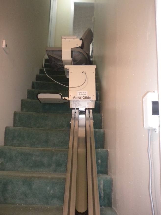 Sharon's Stair Lift