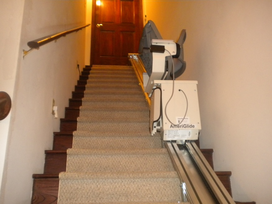 Barbara's Stair Lift