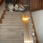 Stair chair lift in Columbus, image 1