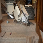 Stair chair lift in Columbus, image 2