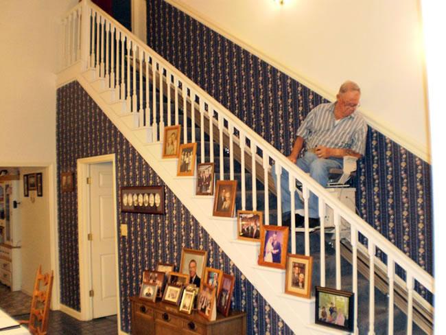 North Carolina Stair Lifts