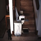 Stair chair in Gilford NH, image 2