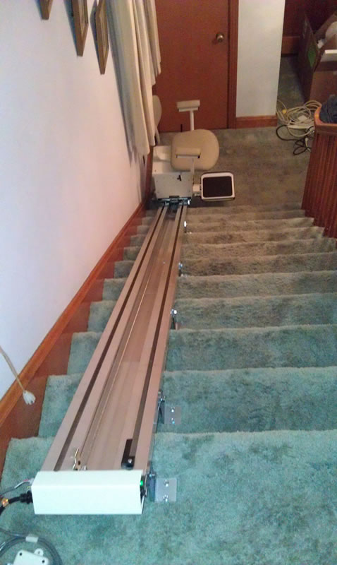 High Quality MacTrake Family Stair Lift In Minnesota