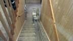AmeriGlide stair lift in Denver, photo 3