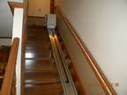 AmeriGlide stair chair in East Amherst NY, photo 2