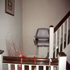 Stair chair lift in Pottstown, image 2