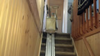 AmeriGlide stair lift in Denver, photo 2