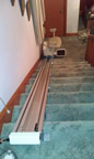 MacTrake family stair lift in Minnesota