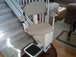 Rashid family stair lift, Duluth GA