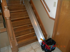 AmeriGlide stair chair in East Amherst NY, photo 4